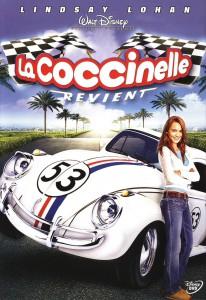 """Affiche du film """"La Coccinelle revient"""""""
