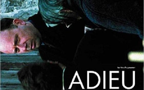 """Affiche du film """"Adieu"""""""