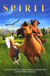"""Affiche du film """"Spirit - L'étalon des plaines"""""""