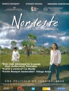 """Affiche du film """"Nordeste"""""""