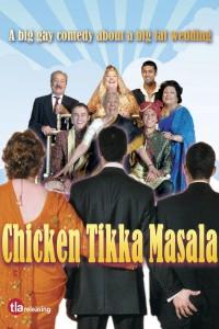 """Affiche du film """"Chicken Tikka Masala"""""""