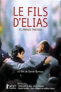 """Affiche du film """"Le fils d'Elias"""""""