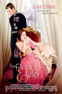 """Affiche du film """"Le Prince et moi"""""""