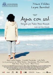 """Affiche du film """"Agua con sal"""""""