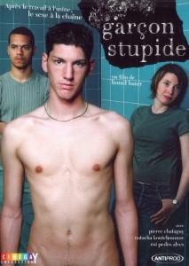 "Affiche du film ""Garçon stupide"""