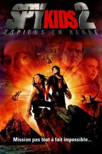 "Affiche du film ""Spy Kids 2 - Espions en herbe"""