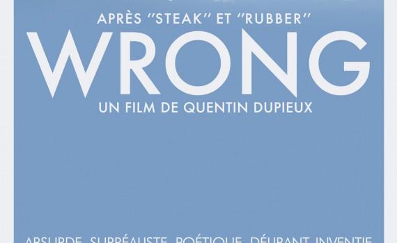 """Affiche du film """"Wrong"""""""