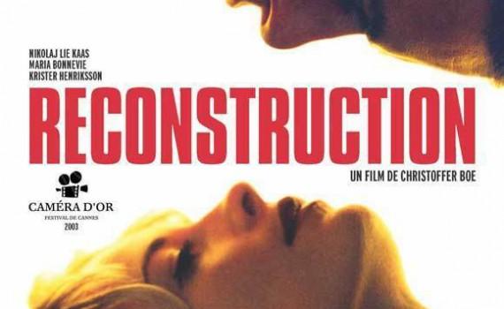 """Affiche du film """"Reconstruction"""""""