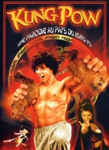 """Affiche du film """"Kung pow"""""""
