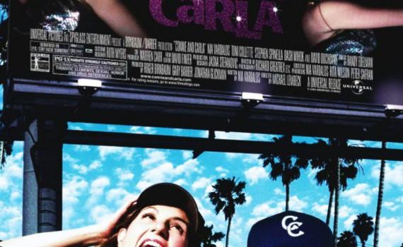 """Affiche du film """"Connie et Carla"""""""