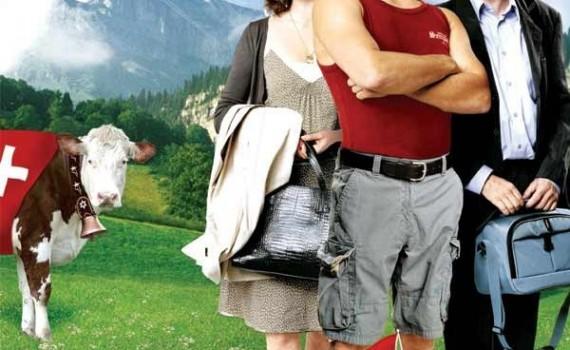"""Affiche du film """"Bienvenue en Suisse"""""""