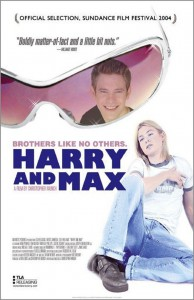 """Affiche du film """"Harry And Max"""""""