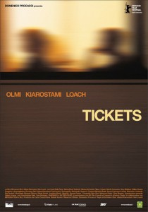 """Affiche du film """"Tickets"""""""
