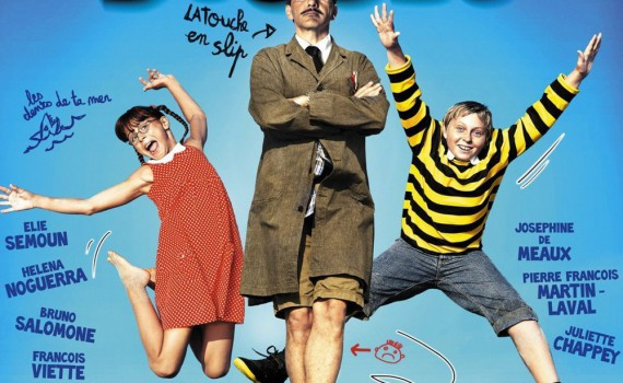 """Affiche du film """"Les Vacances de Ducobu"""""""
