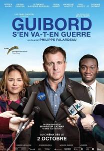 """Affiche du film """"Guibord s'en va-t-en guerre"""""""