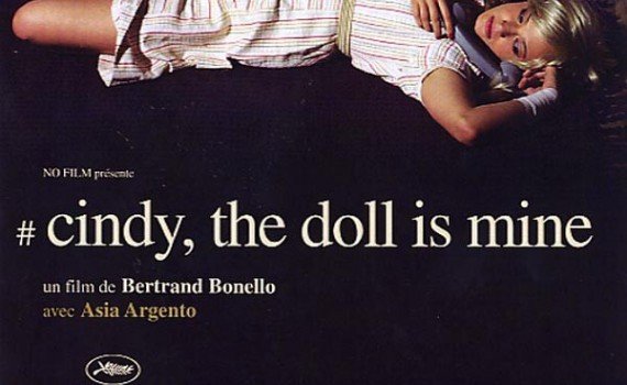 """Affiche du film """"Cindy: The Doll Is Mine"""""""