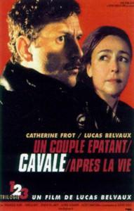"""Affiche du film """"Cavale"""""""
