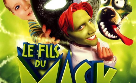 "Affiche du film ""Le fils du Mask"""