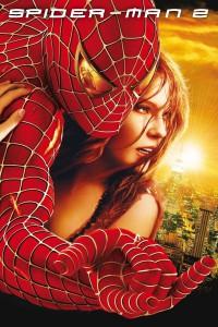 """Affiche du film """"Spider-Man 2"""""""
