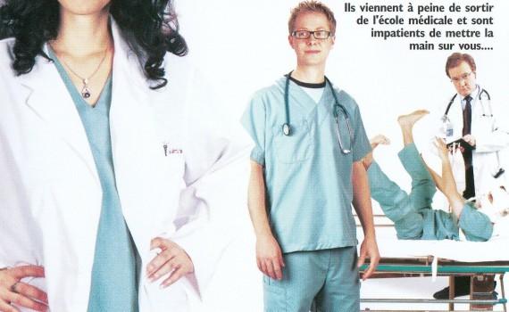 """Affiche du film """"Médecins en herbe"""""""