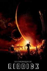"""Affiche du film """"Les Chroniques de Riddick"""""""
