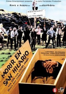 "Affiche du film ""Morir en San Hilario"""