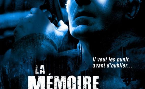 """Affiche du film """"La Mémoire du tueur"""""""