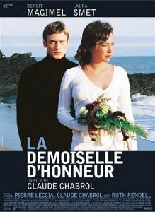"""Affiche du film """"La demoiselle d'honneur"""""""