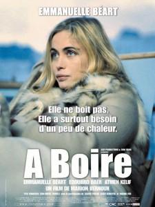"""Affiche du film """"À boire"""""""