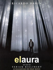 """Affiche du film """"El Aura"""""""