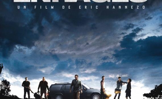 """Affiche du film """"Enragés"""""""