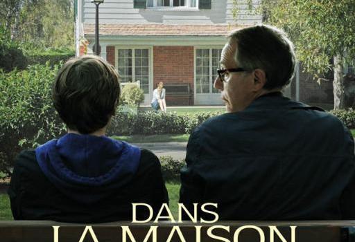 """Affiche du film """"Dans la maison"""""""