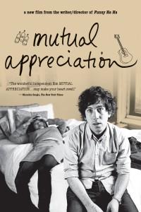 """Affiche du film """"Mutual Appreciation"""""""