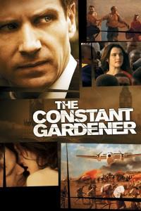 "Affiche du film ""The Constant Gardener"""