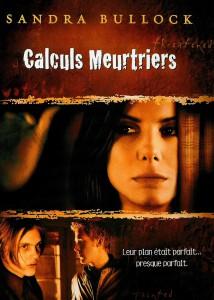 """Affiche du film """"Calculs meurtriers"""""""