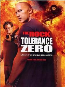 "Affiche du film ""Tolérance Zéro"""