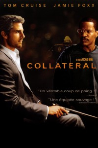 "Affiche du film ""Collatéral"""