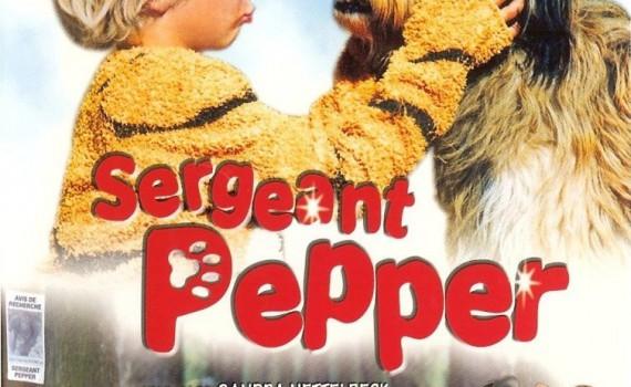 """Affiche du film """"Sergeant Pepper"""""""