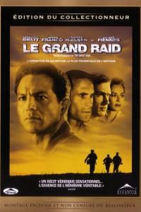 """Affiche du film """"Le Grand raid"""""""