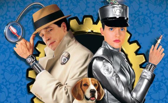 """Affiche du film """"Inspecteur Gadget 2"""""""