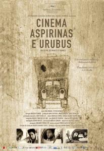 """Affiche du film """"Cinema, Aspirinas e Urubus"""""""
