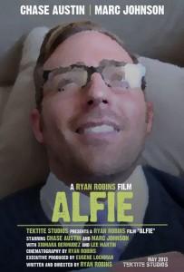 "Affiche du film ""Alfie"""