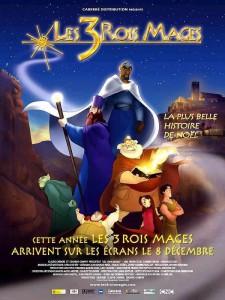 """Affiche du film """"Les 3 rois mages"""""""