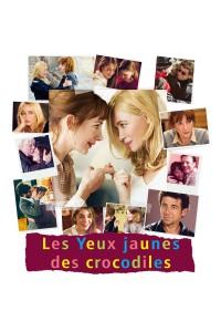 """Affiche du film """"Les Yeux jaunes des crocodiles"""""""