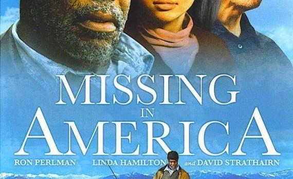 """Affiche du film """"Missing in America"""""""