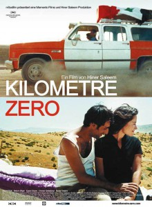 """Affiche du film """"Kilomètre zéro"""""""