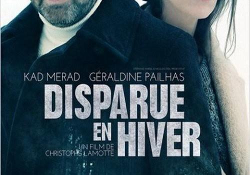 """Affiche du film """"Disparue en hiver"""""""