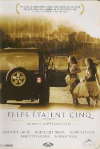 """Affiche du film """"Elles Étaient Cinq"""""""