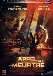 """Affiche du film """"Appel au meurtre"""""""