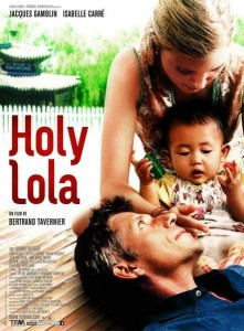 "Affiche du film ""Holy Lola"""